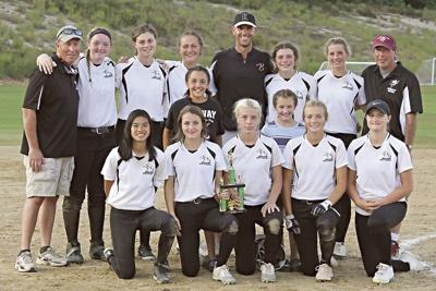 MWV Eagles U16 runners up