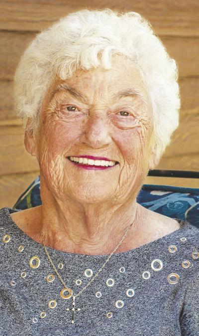 Elaine Edith Henry Copp