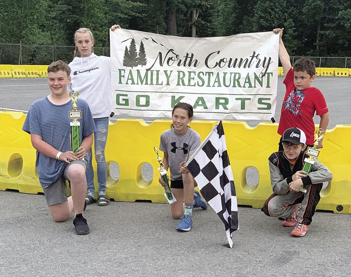 Car Racing - Alexis Lundblad top Kart racer