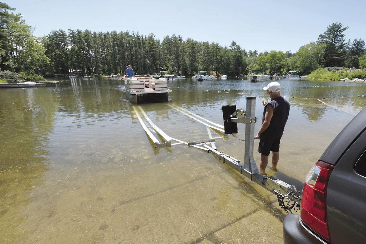 Conway selectman suggests giving boat ramp to the state