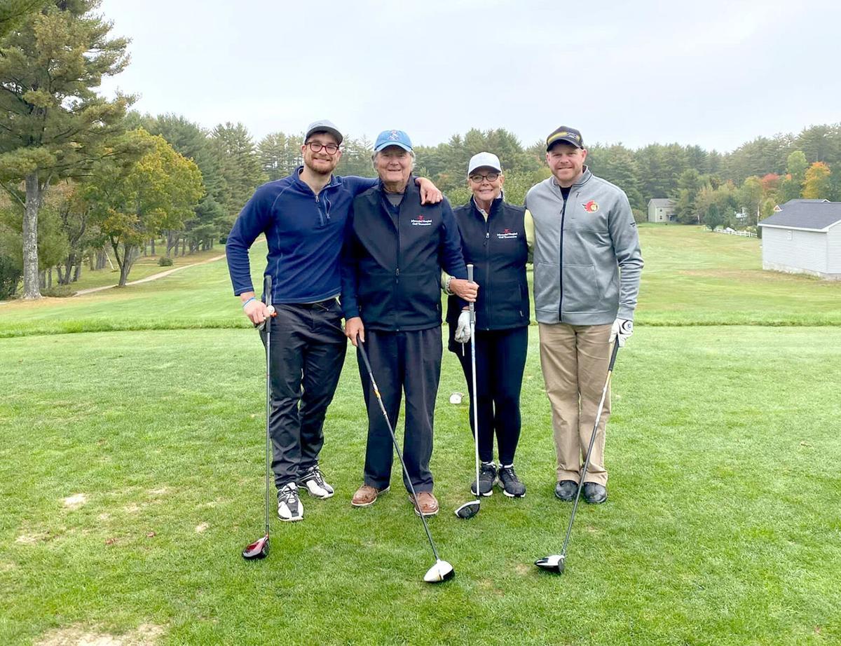 Golf Column: The Kennett Hokey Tournament - the Kennetts and Justin Frechette