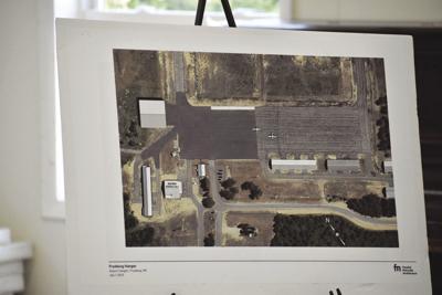 Hangar rendering July 7