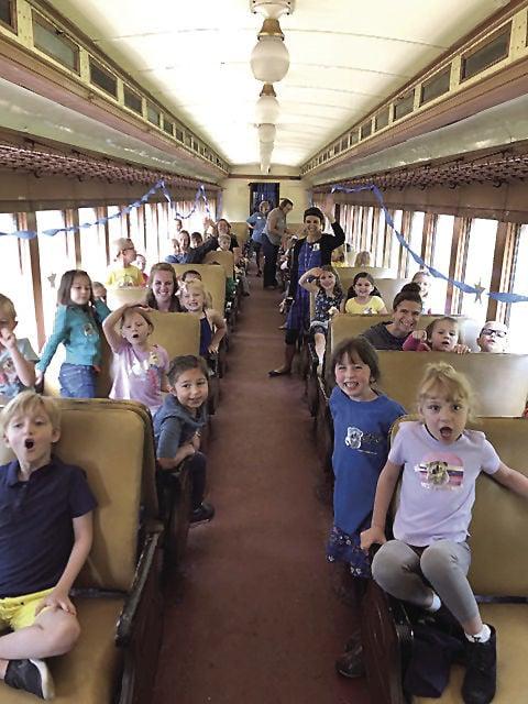 John Fuller Train Ride