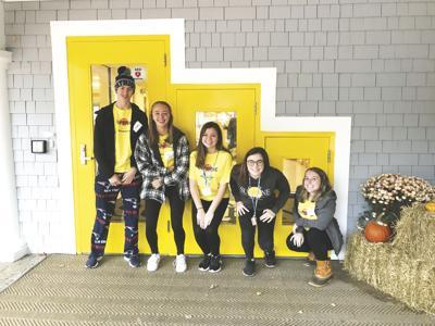 KHS Key Club Camp Sunshine Volunteer Counselors