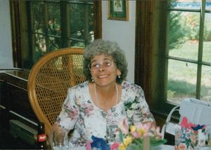 Obituary: Doris A. (Gagnon) Laflamme
