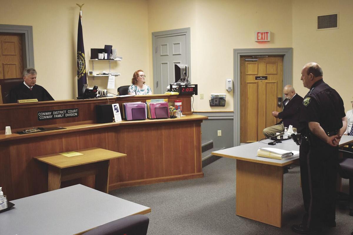 Spinney Trial