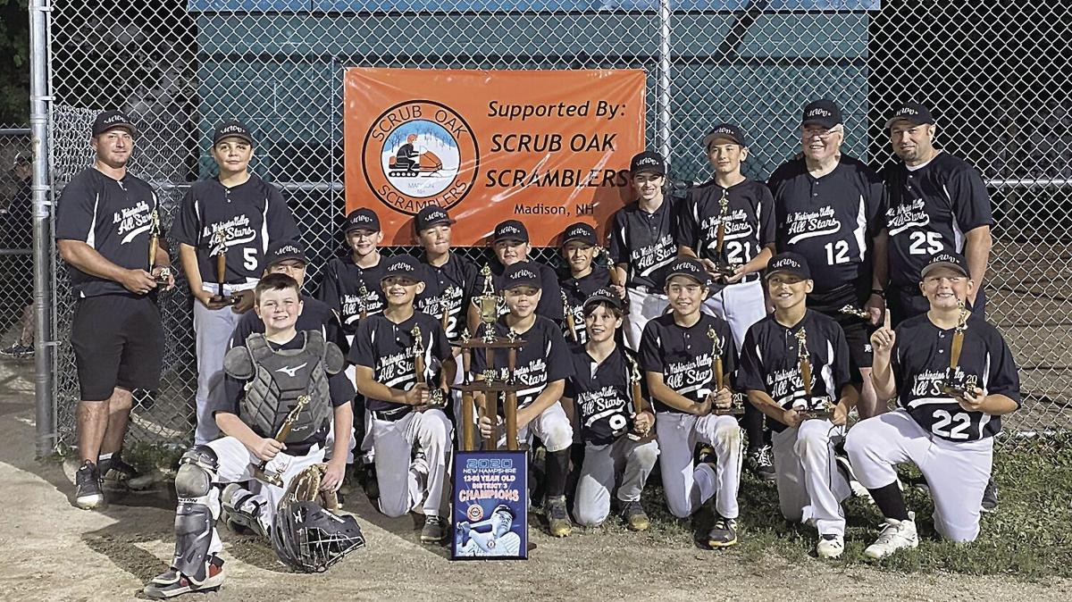 MWV wins District 3 Cal Ripken title