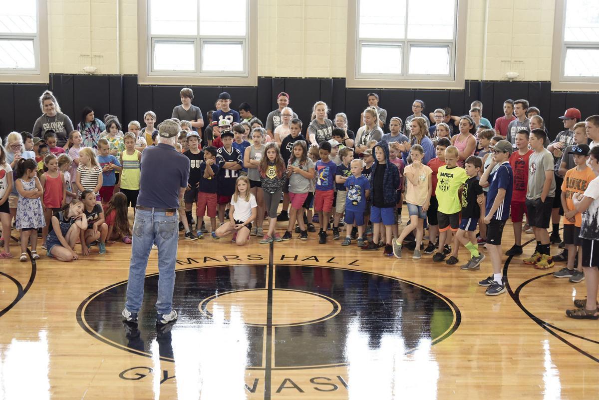 7-9-19 Conway Rec Gym
