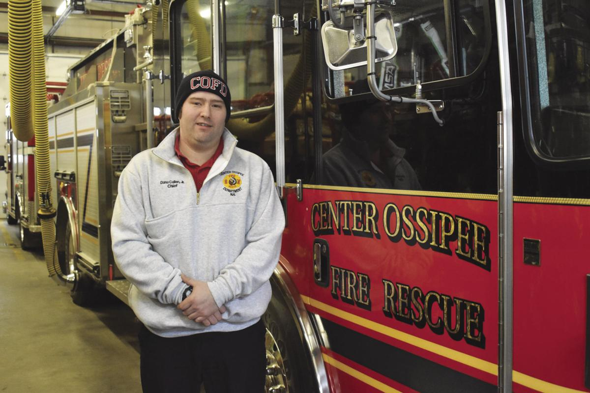 New Ossipee fire chief to be sworn in Saturday | Local News