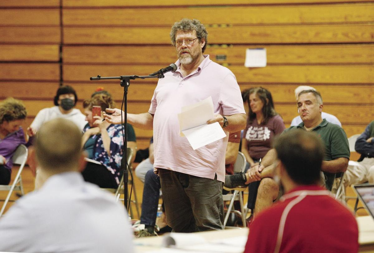 10-12-21 School Board public comment mike