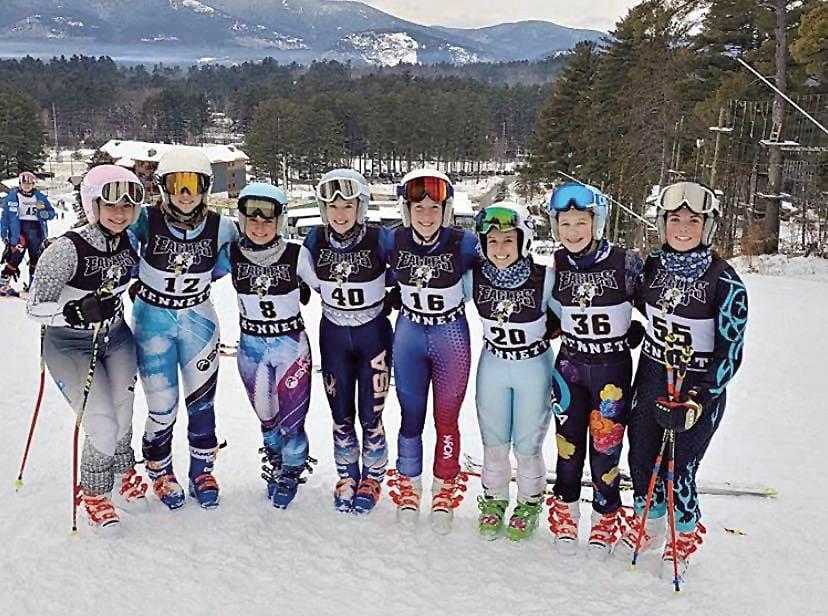 KHS Girls Alpine State Champs