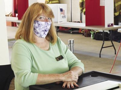 Bartlett Voting - Cheryl Nealley