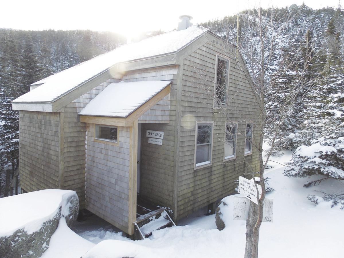 2-2-19 Parsons-Grey Knob Cabin