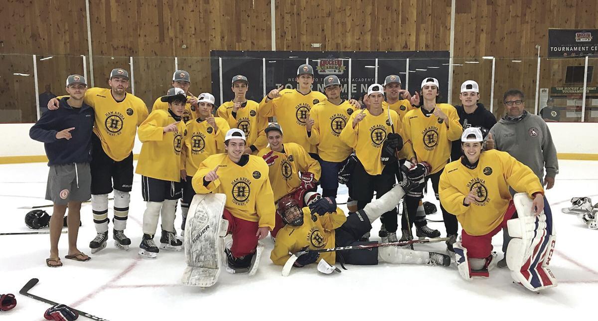 Team Conway wins Summerfest ice hcoeky tournament
