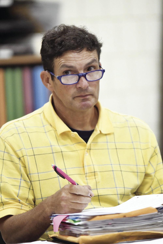 Conway School Board - Randy Davison