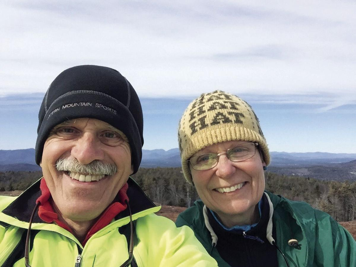 Knirk-Spence - 2 - on Foss Mountain-about 2018.jpg