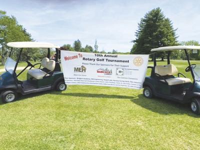 Bridgton-Lake Region Rotary Club Golf Tournament