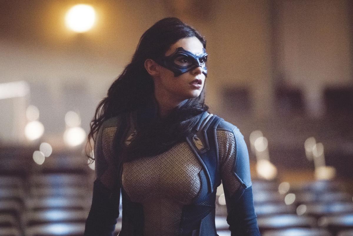 Nicole Maines-Supergirl