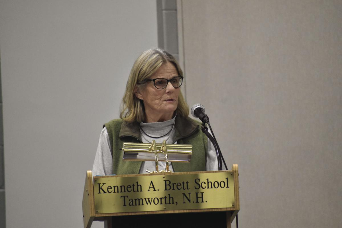 Tamworth Annual School District meeting 2019