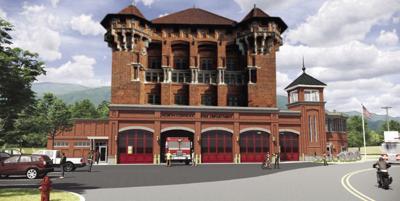 fire station rental