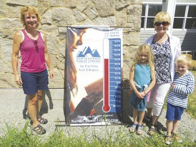 North Conway Library - Matching Challenge
