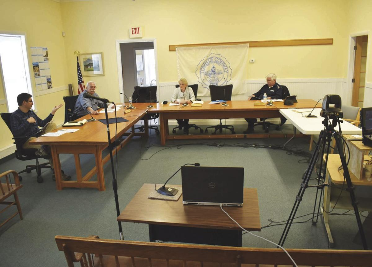 Conway Selectmen March 24