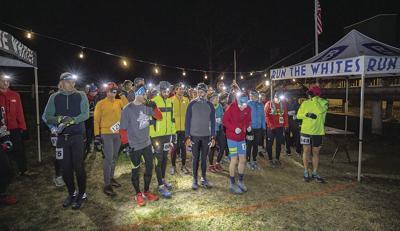 Run the Whites - 2019 race start