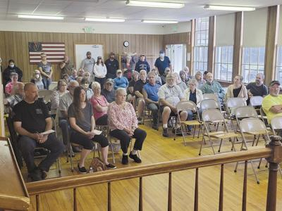 Dummer residents debate ATVs on town roads