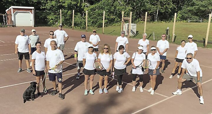 Jackson Tennis Club readies for the Challenge Cup