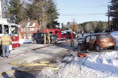 One person dies in two-car crash | Local News | conwaydailysun com