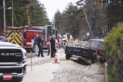 Fryeburg accident 5821
