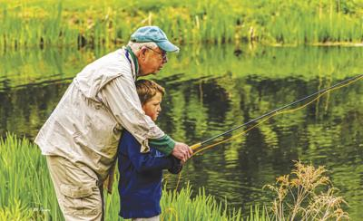 Saco Valley Trout Unlimited Kids' Fishing Day