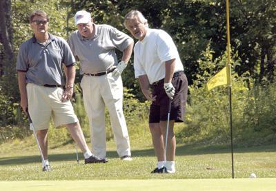 Memorial golf tourney 7-20-2006