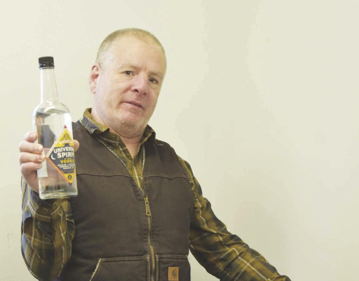 Tamworth Distilling vert sanitizer