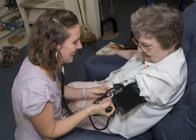 Visiting Nurses Home receives support for Simple Comforts
