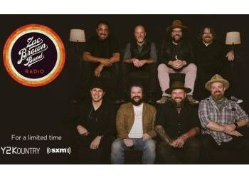 Zac Brown Band Takeover