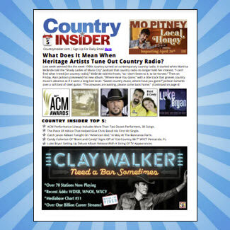 Country Insider Weekly 4-5