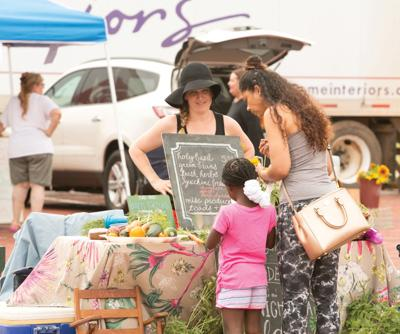 Farmers Markets Provide Good Food and Entertainment