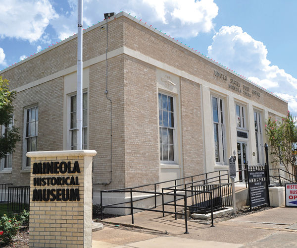 Mineola Museum Captures History and More