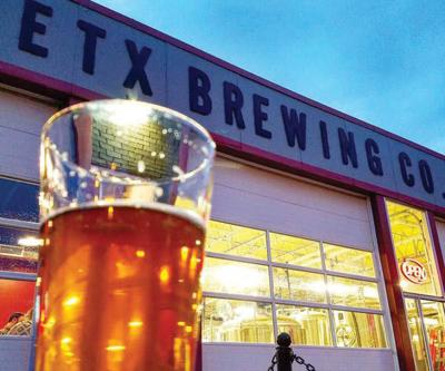 Cheers to ETX Brewing Company, Tyler