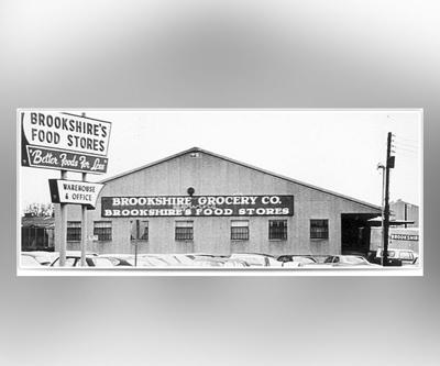 Brookshire's Became a Grocery Institution Some 100 Years Ago