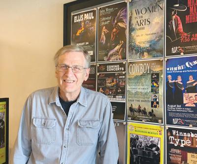 Jim Willis Keeps the Music Flowing