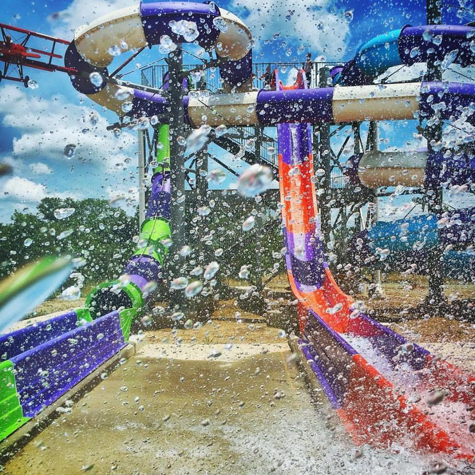Splash Kingdom Air Patrol Water Park