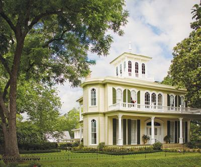 Jefferson Tours Give Visitors A Look Back in Time