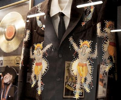 Nudie Suits Sewed Up Country Music's Glitzy Years