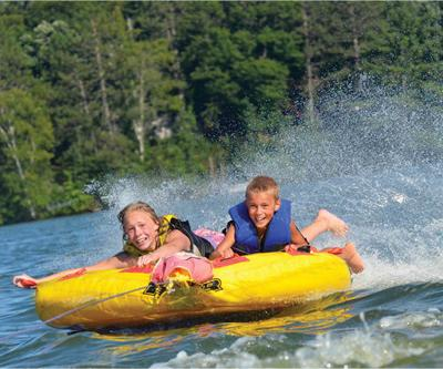 Dive into Cool Clear Water in the Region this Summer