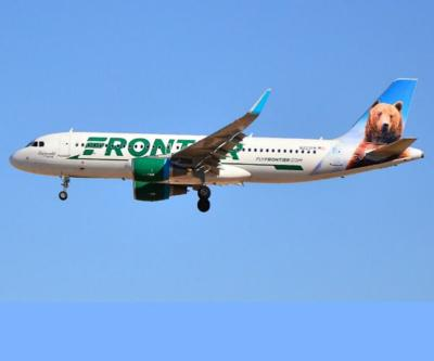 Frontier Airlines Brings Low Fares to Tyler Pounds Regional Airport