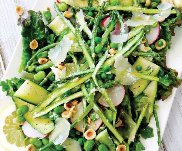 Feed My Sheep Cookbook Offers Summer Salad Recipes