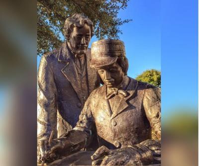 Telegraph History in Texas Originated in Marshall