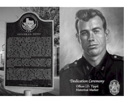 Lee Harvey Oswald's Other Victim Became a Texas Hometown Hero